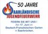 50 Jahr Saarländische Jugendfeuerwehr - Festkommers
